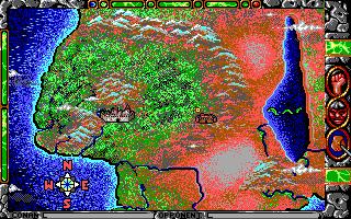 Imagen del juego Conan The Cimmerian