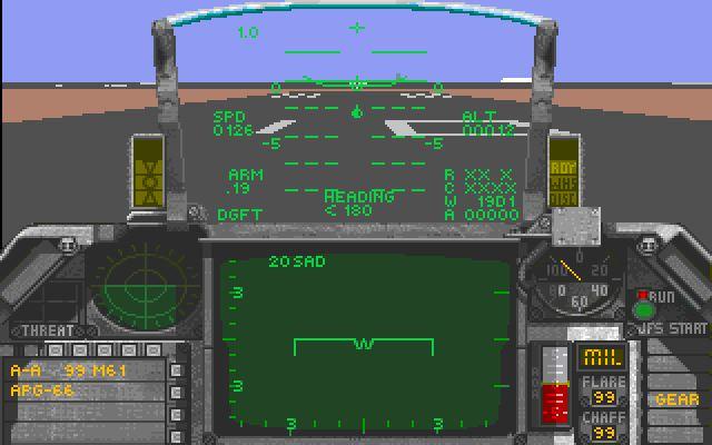 Imagen del juego Falcon 3.0