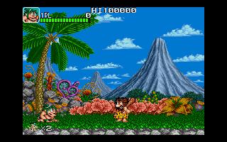 Imagen del juego Joe And Mac: Caveman Ninja