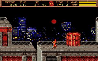 Imagen del juego Ninja Gaiden Ii: The Dark Sword Of Chaos