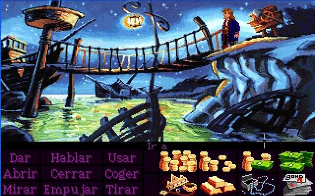 Imagen del juego Monkey Island 2: Lechuck's Revenge – 3.5