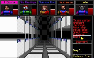 Imagen del juego Megatraveller 2: Quest For The Ancients