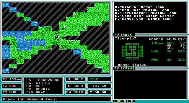 Imagen del juego Fireteam 2200