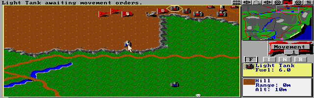 Imagen del juego Perfect General World War Ii Battle Set, The