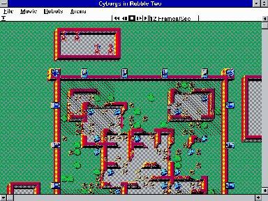 Imagen del juego Robosport