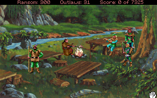 Imagen del juego Conquests Of The Longbow: The Legend Of Robin Hood