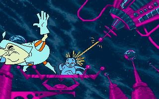 Imagen del juego Space Ace Ii: Borf's Revenge