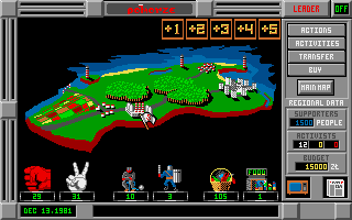 Imagen del juego Solidarnosc