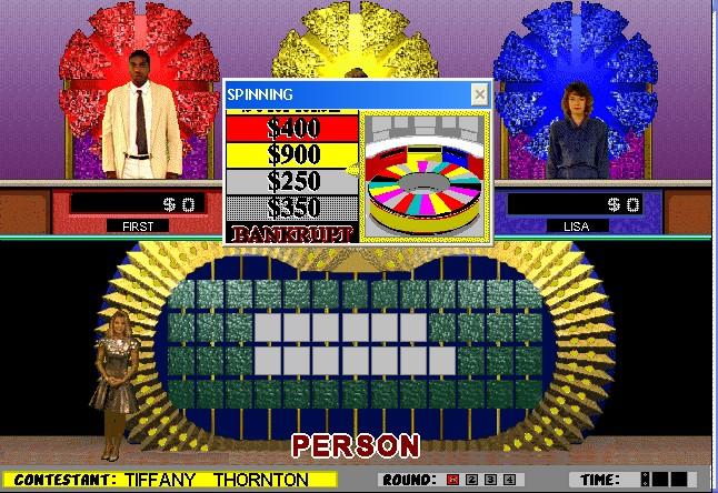 Imagen del juego Wheel Of Fortune Featuring Vanna White