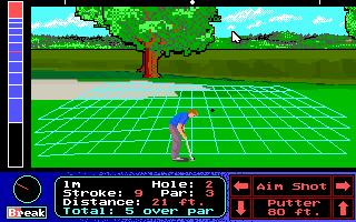 Imagen del juego Jack Nicklaus Presents The Major Championship Courses Of 1990