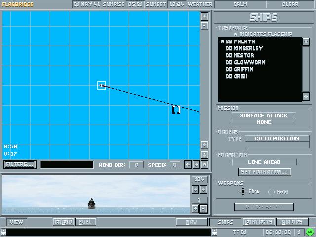 Imagen del juego Great Naval Battles Iv: Burning Steel