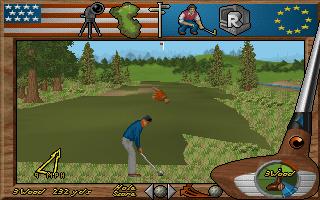 Imagen del juego International Open Golf Championship