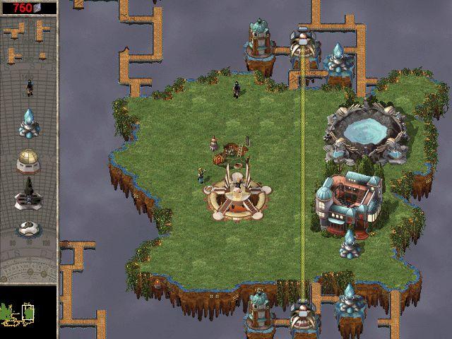 Imagen del juego Netstorm: Islands At War