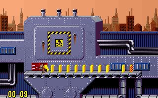 Imagen del juego Push-over
