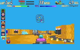 Imagen del juego Super Karts