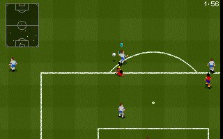 Imagen del juego World Cup Usa '94