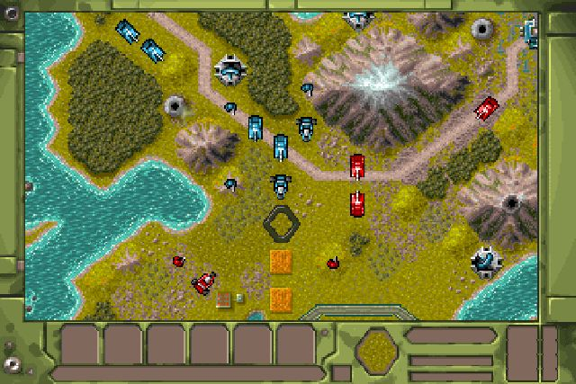 Imagen del juego Battle Isle Ii