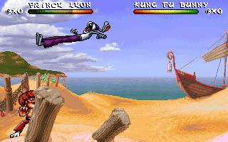 Imagen del juego Brutal Paws Of Fury