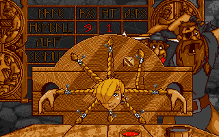 Imagen del juego Heimdall