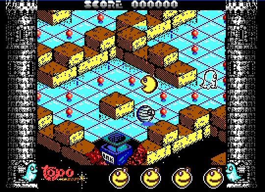 Imagen del juego Mad Mix En El Castillo De Los Fantasmas