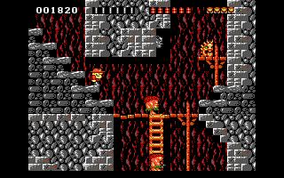 Imagen del juego Rick Dangerous
