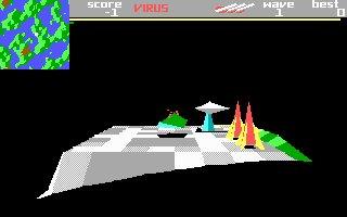 Imagen del juego Virus