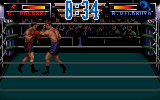 Imagen del juego 3d World Boxing