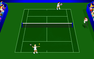 Imagen del juego Center Court Tennis