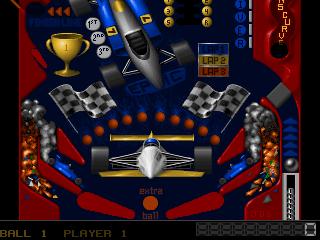 Imagen del juego Epic Pinball