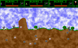 Imagen del juego Hell Of Lemmings 1 And 2