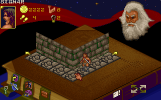 Imagen del juego Hero Quest