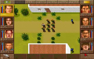 Imagen del juego Jagged Alliance