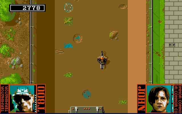 Imagen del juego Terminator 2: Judgment Day