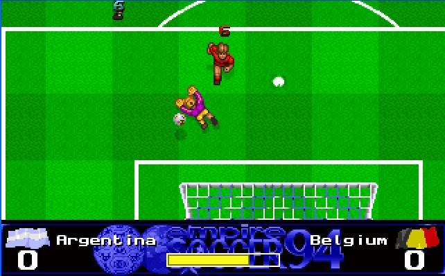 Imagen del juego Empire Soccer