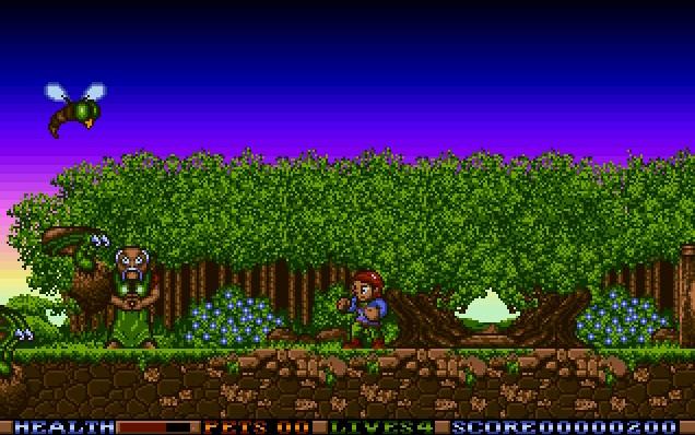 Imagen del juego Elf