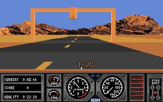 Imagen del juego Race Drivin