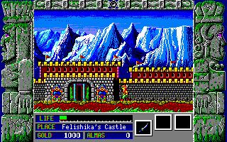 Imagen del juego Zeliard