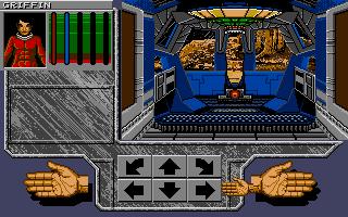 Imagen del juego Xenomorph