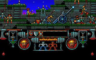 Imagen del juego Onslaught