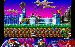 Imagen del juego Oscar
