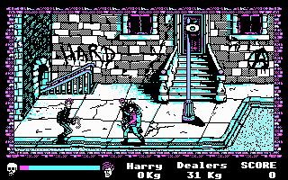 Imagen del juego Manhattan Dealers (a.k.a. Operation: Clean Streets)