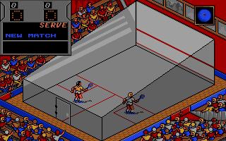 Imagen del juego Jahangir Khan's World Champion Squash