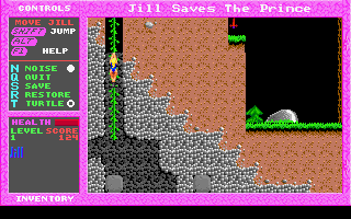 Imagen del juego Jill Of The Jungle 3: Jill Saves The Prince