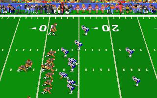 Imagen del juego Joe Montana Football