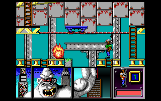 Imagen del juego Kong's Revenge