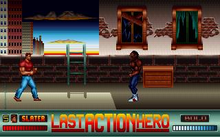 Imagen del juego Last Action Hero