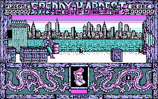 Imagen del juego Freddy Hardest In South Manhattan