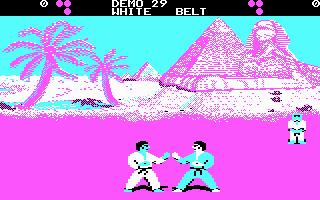 Imagen del juego International Karate