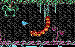 Imagen del juego Menace