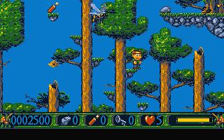 Imagen del juego Nicky Ii